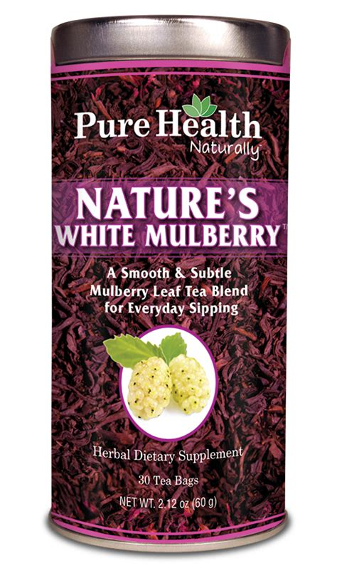 Mulberrys From 2007 Available Now by White Mulberry Tea As Seen On Tv Available Now At