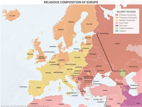 religion map europe the geopolitics of the orthodox church geopolitical futures