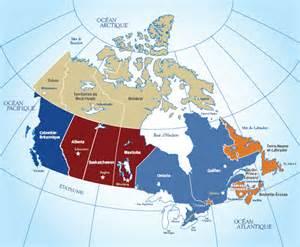 map canada franã ais d 233 couvrir le canada