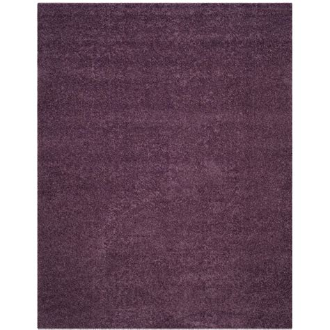 Purple Shag Area Rugs Safavieh Milan Shag Purple 8 Ft X 10 Ft Area Rug Sg180 7373 8 The Home Depot