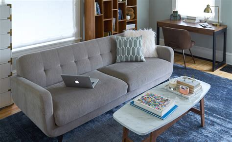 the living room workspace productivity meets comfort