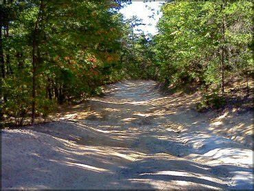 Jeep Trails Nc Brown Mountain Ohv Trails Carolina Motorcycle And
