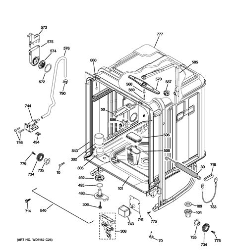 ge dishwasher parts diagram 301 moved permanently