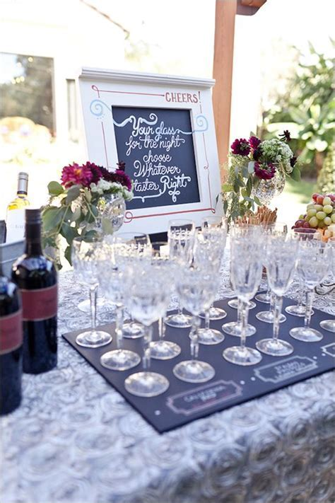 17 Best images about Beverage Table Ideas on Pinterest