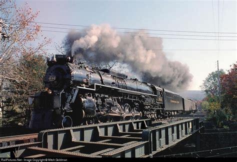 steam locomotive diagrams of the chesapeake ohio railroad locomotive details