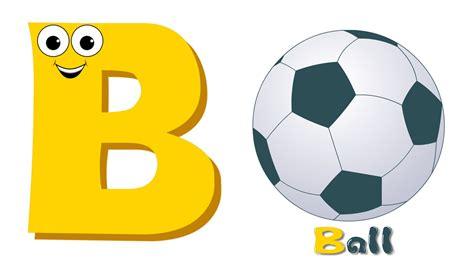 phonics letter b abc song alphabet b