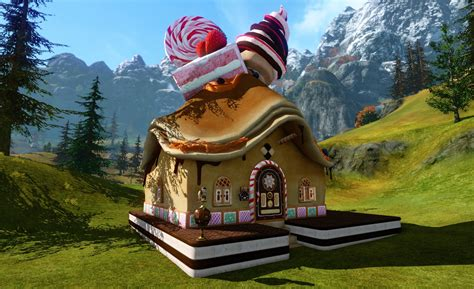 Archeage Houses by Kr Mini Update Gingerbread Houses And Equipment