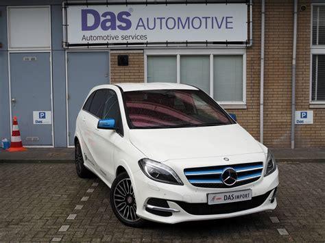 Import Auto by Importauto Mercedes B Klasse Elektrisch 9 2016