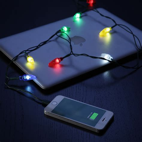 merry light lights phone charging cable
