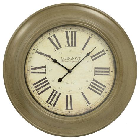traditional wall clock classic glenmont wall clock traditional wall clocks