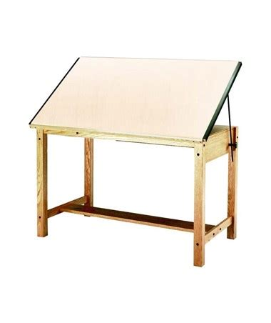 Mayline Oak Drafting Table Mayline Ranger Drafting Table Tiger Supplies