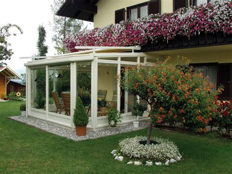 vetri per verande veranda vetro amazing pergola veranda in alluminio con