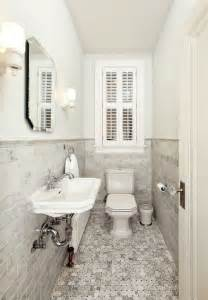 Smallest Powder Room How To Make A Narrow Powder Room Feel Inviting And