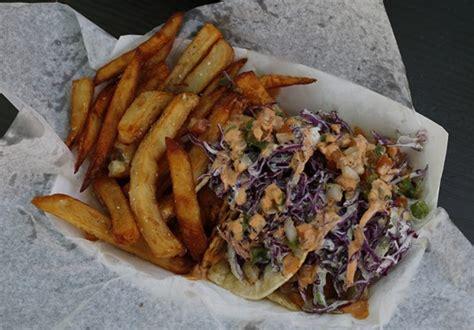 Japanese Kitchen El Paso Menu Food Truck Park Growing Clientele In Downtown El Paso But