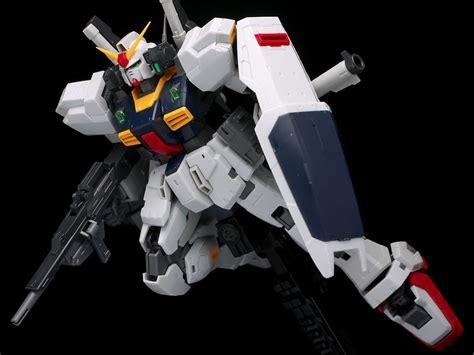 Gundam Mk Ii gundam rg 1 144 gundam mk ii a e u g review by
