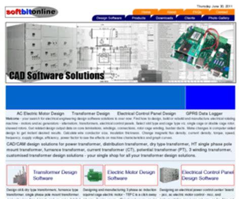 ac induction motor design software softbitonline ac electric motor ht distribution furnance power transformer electrical