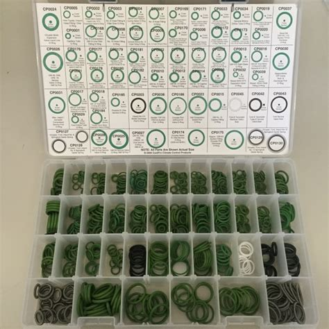 master universal  ring assortment cp