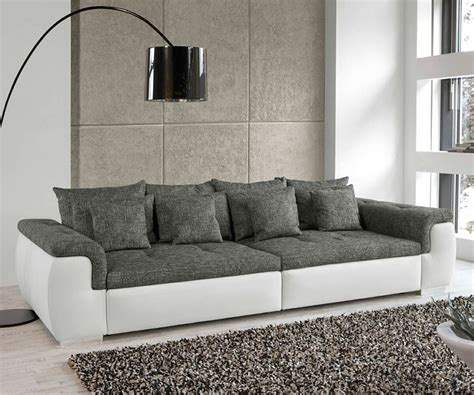 sofa wei grau big sofa leder braun big sofa leder schwarz big sofa