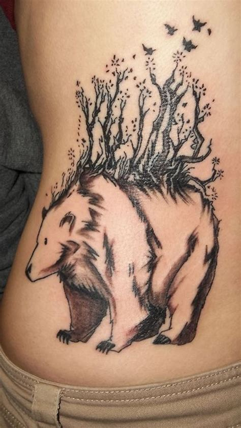 tattooed animals 30 stunning animal tattoos to try this year
