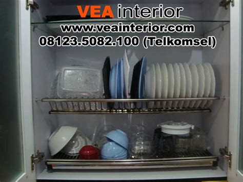 Rak Piring Murah Surabaya kitchen set di malang kitchen set malang murah kitchen