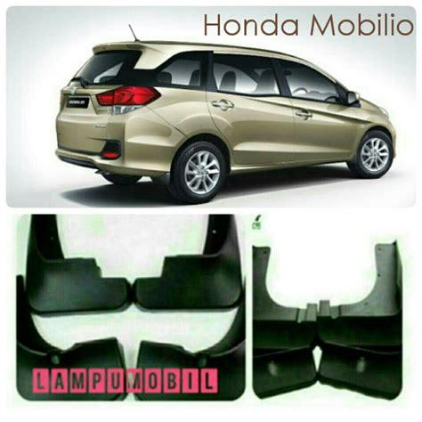 Karpet Honda Mobilio jual mudguard karpet roda set honda mobilio lumobil