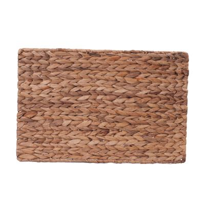 woven chargers woven charger rectangle product details