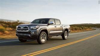 Toyota Recall Toyota Recalls 228 000 Tacoma Trucks Apr 27 2017