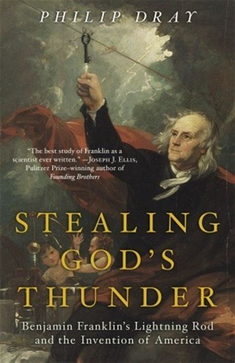 benjamin s sale of goods books stealing god s thunder benjamin franklin s lightning rod