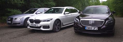 mercedes s class vs bmw 7 series bmw 7 series vs mercedes s class vs audi a8