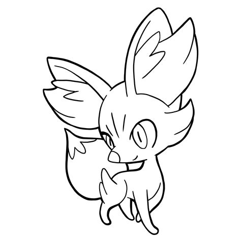 pokemon coloring pages froakie pokemon coloring pages fennekin froakie coloring pages