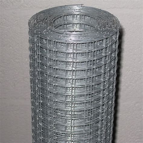 Kawat Ram galvanised welded wire mesh from the fence line