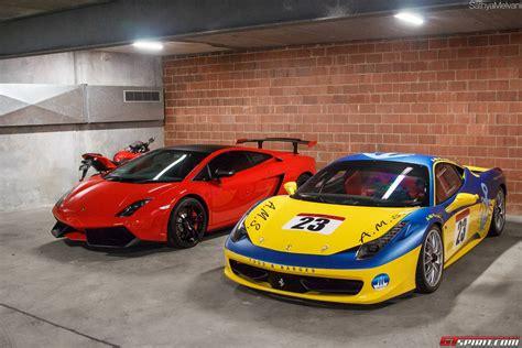 supercars at epic garage in perth western australia gtspirit