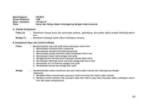 Konsep Penerapan Kimia 1 Smama Kelas X Peminatan Kur 2013 contoh rpp ipa terpadu
