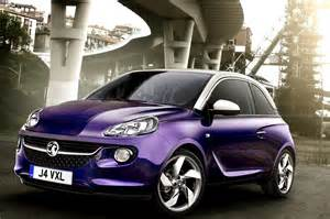 Vauxhall Adam Purple Buick Considered New Models Based On Opel Astra And Adam