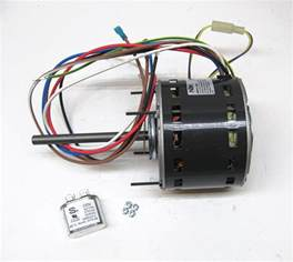furnace air handler blower motor 1 3 hp 1075 rpm 115 volt 3 speed for fasco d727 ebay