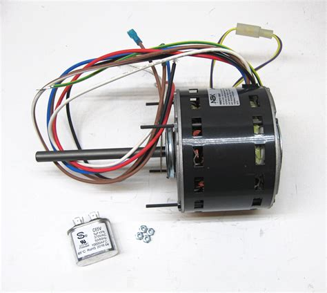 furnace blower fan motor furnace air handler blower motor 1 3 hp 1075 rpm 115 volt