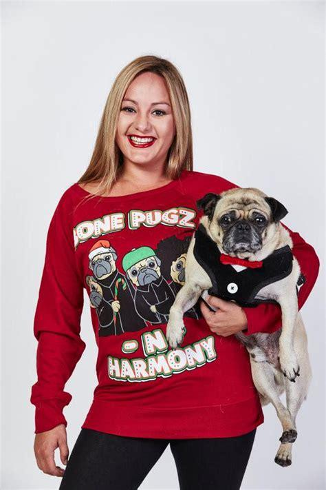 bone pugs bone pugs n harmony unisex sweater snowtorious