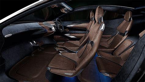 2019 Aston Martin Suv by 2019 Aston Martin Dbx Suv Interior Leather Color Pictures