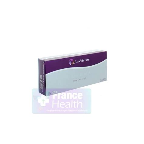 Post Dental Lidocaine Detox by Juvederm Voluma Lidocaine 2x1ml Allergan Health