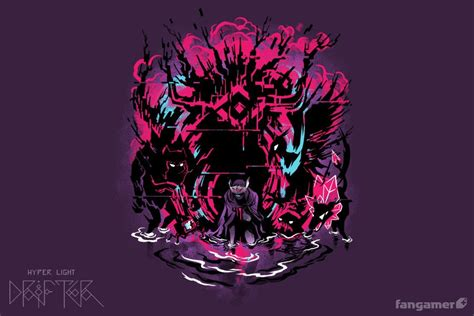 hyper light drifter merch hyper light drifter judgment the cool t shirt