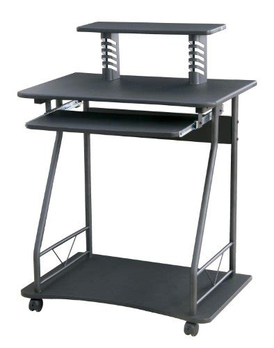 home source industries 4427 computer cart black
