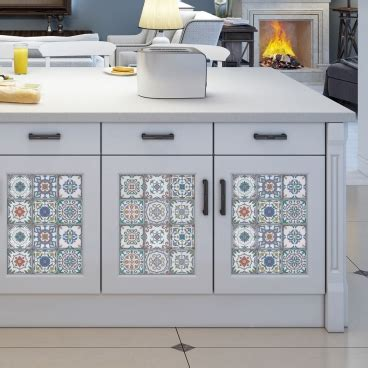 kitchen backsplash tile stickers portugal vintage tiles stickers pack of 16 tiles tile