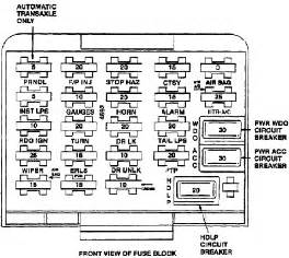 2007 pontiac g5 fuse box diagram