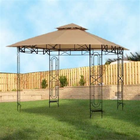 gazebo fabric riplock fabric replacement canopy for gardenscape gazebo