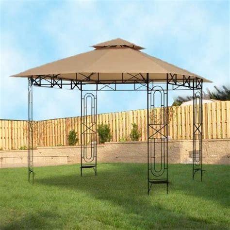 fabric gazebo riplock fabric replacement canopy for gardenscape gazebo