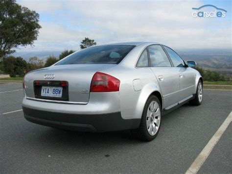 Audi A6 C5 V8 by 2000 Audi A6 C5 My00 Quattro V8 Low K S But The