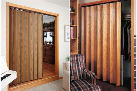 exterior accordian doors moderco accordion doors woodfold accordion doors