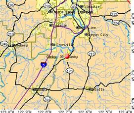 map of canby oregon canby oregon or 97013 profile population maps real
