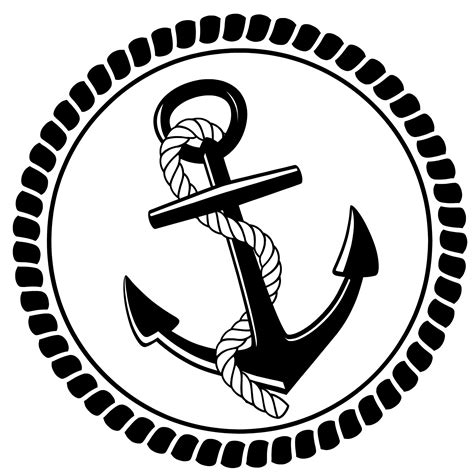 nautical design anchor i like the rope around it quot but the rest is
