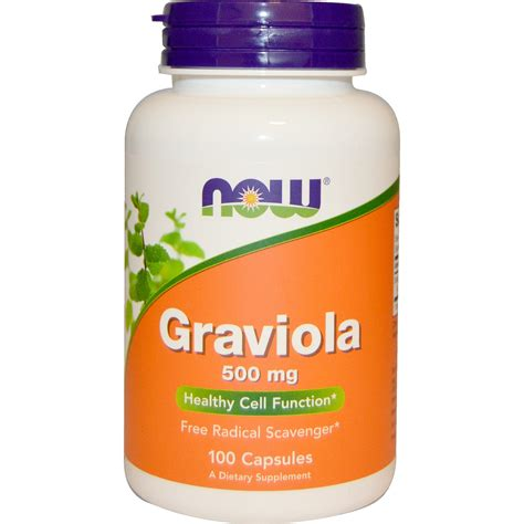 supplement quality ratings graviola 100 capsules now reviews where can i buy